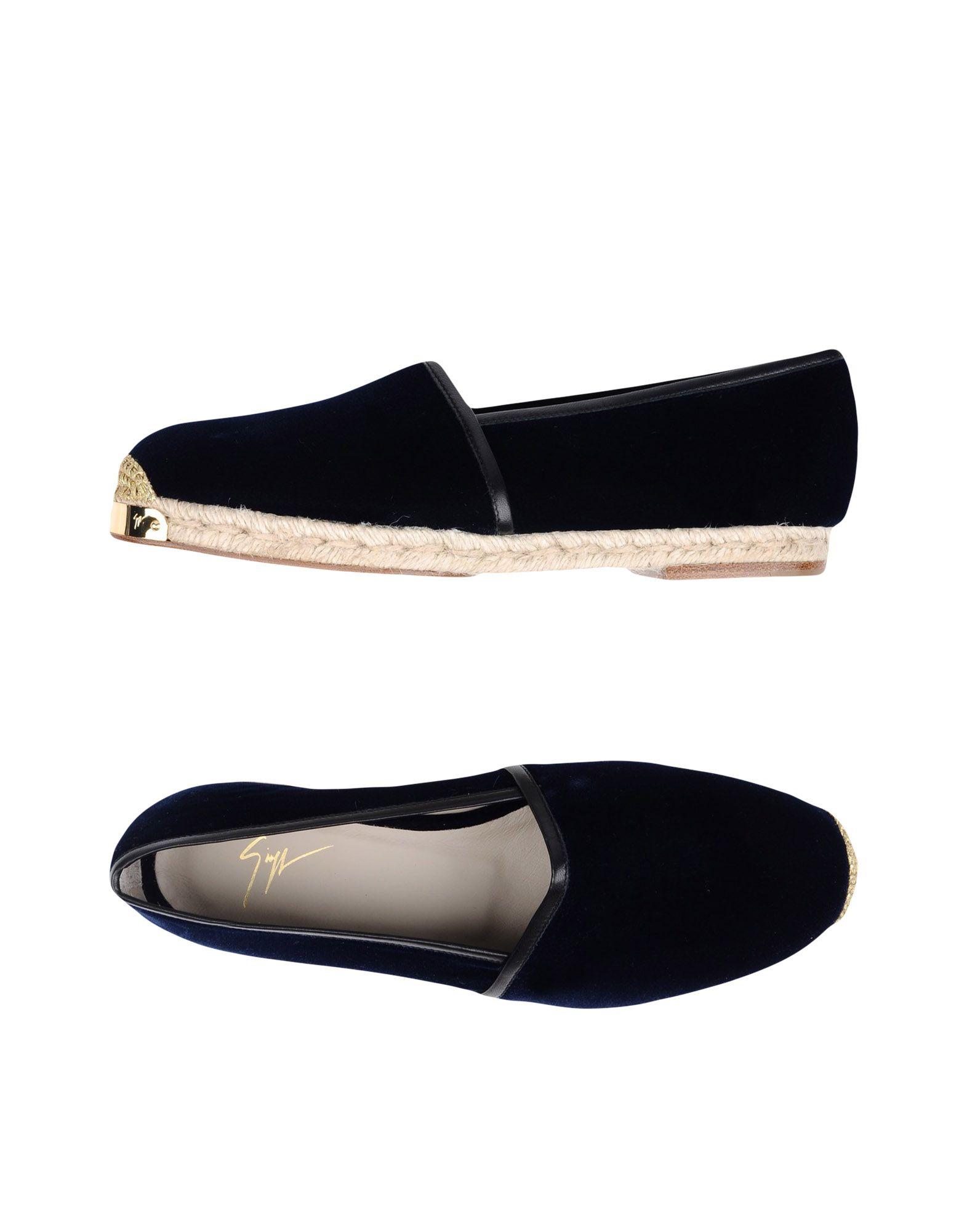 Giuseppe Zanotti Espadrilles Herren  11365059SK Gute Qualität beliebte Schuhe