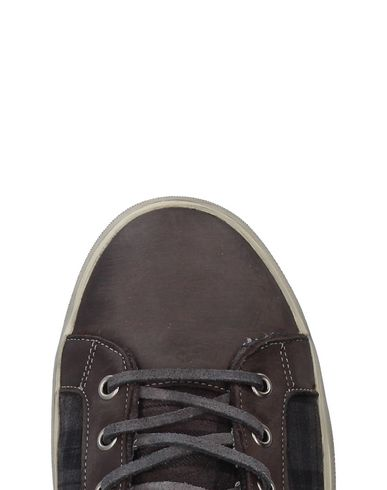 CROWN LEATHER LEATHER Sneakers Sneakers CROWN LEATHER CROWN Sneakers TO1RSqB