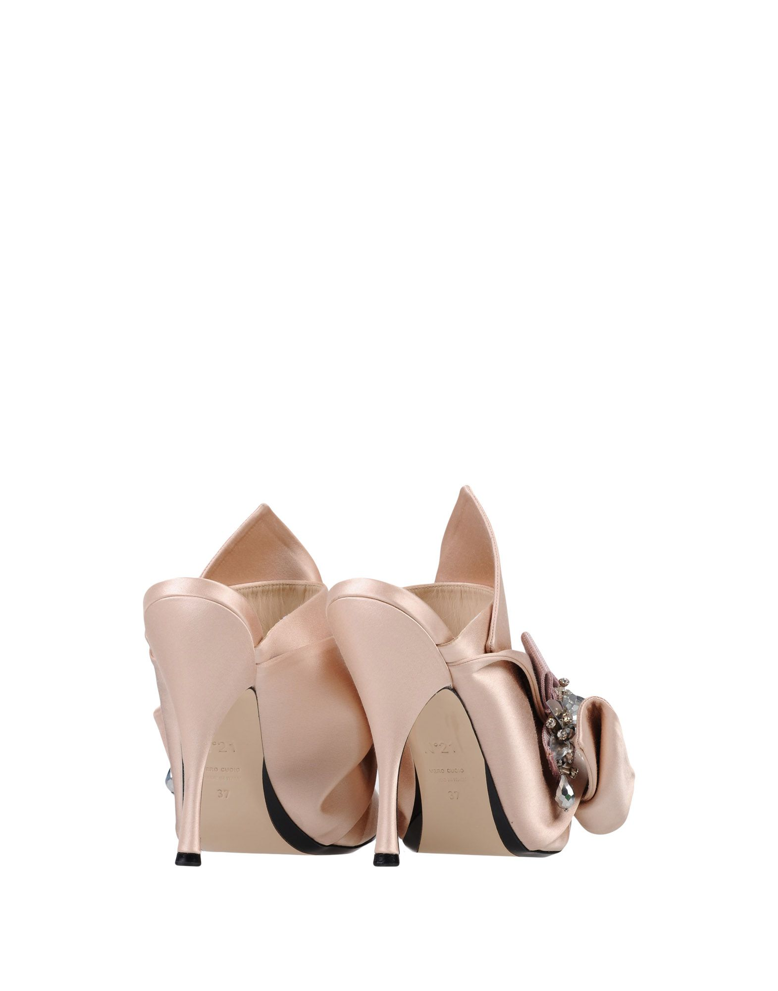 Rabatt Damen Schuhe N° 21 Sandalen Damen Rabatt  11365140QJ d00d81