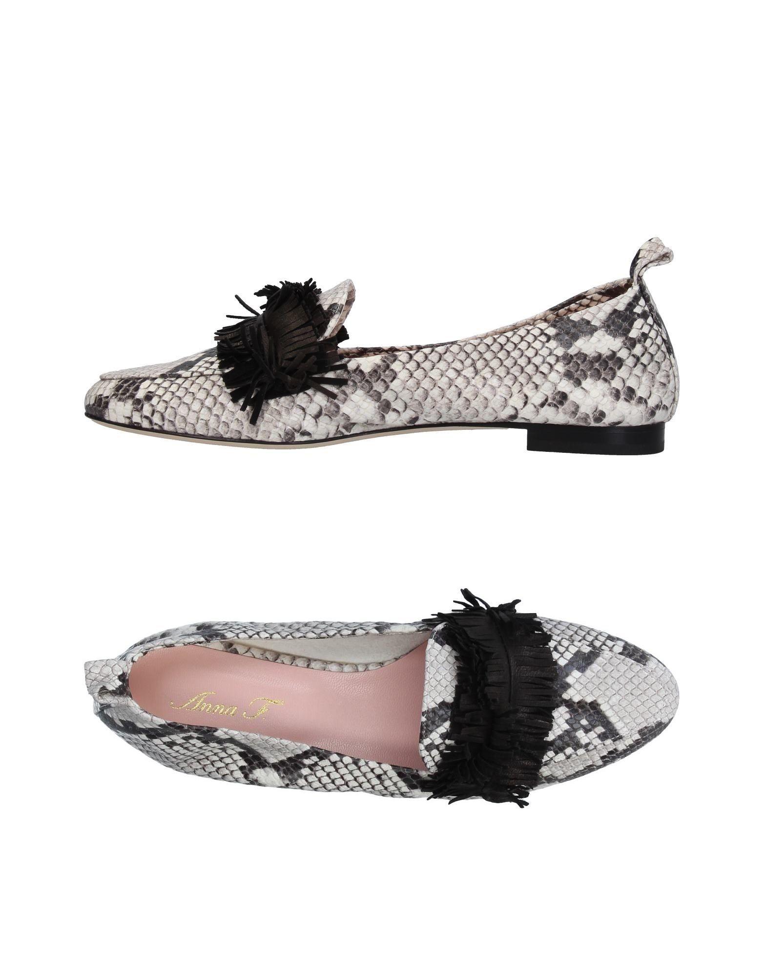 Anna F. Mokassins Damen  11365184BP Gute Qualität beliebte Schuhe
