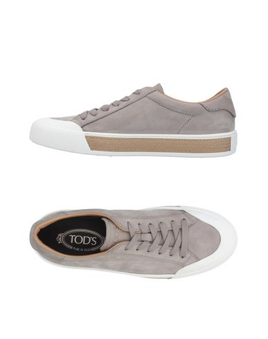 Zapatos con descuento - Zapatillas Tod's Hombre - Zapatillas Tod's - descuento 11365188DM Gris 68f0e7