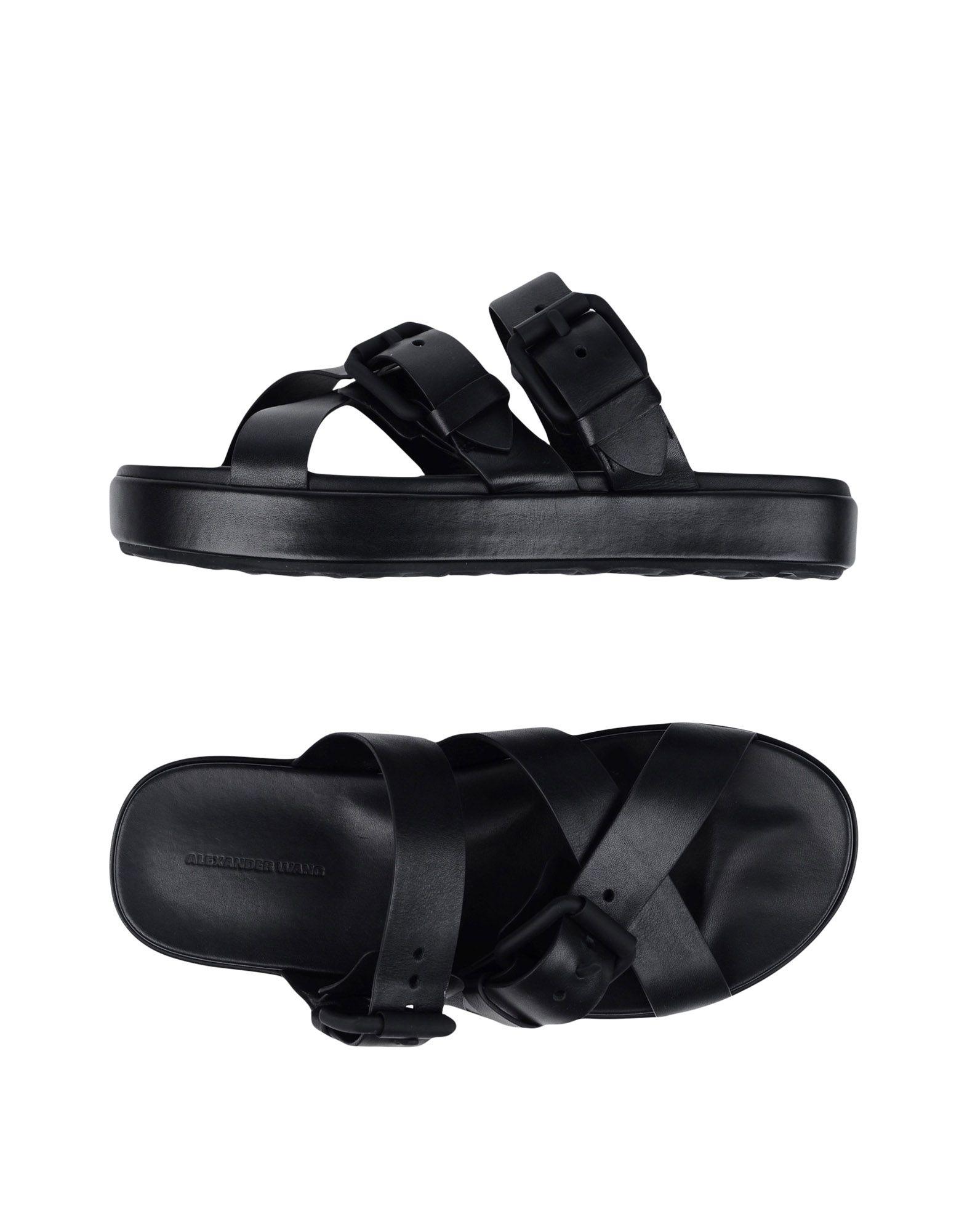 5374d2acbb2b Alexander Wang Sandals - Women Alexander Wang Sandals online on YOOX  Bulgaria - 11365189IV