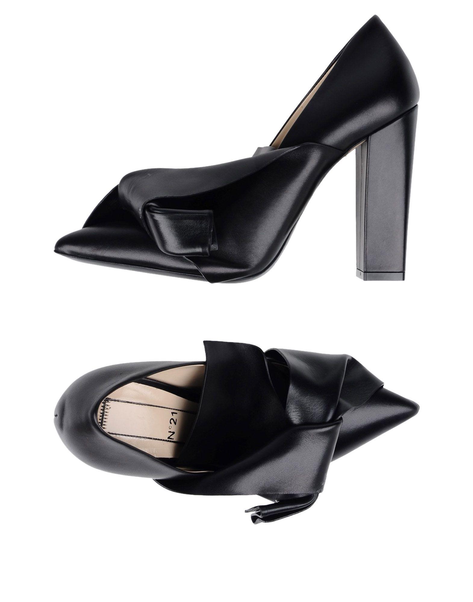 Rabatt Schuhe N° 21 Pumps Damen  11365213WU