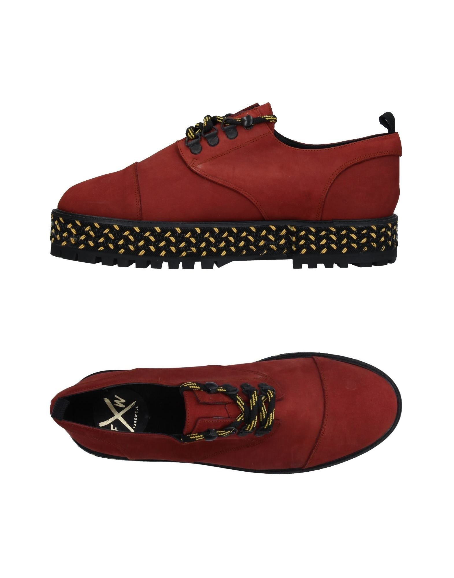 Chaussures À Lacets Farewell  Footwear Femme - Chaussures À Lacets Farewell  Footwear sur