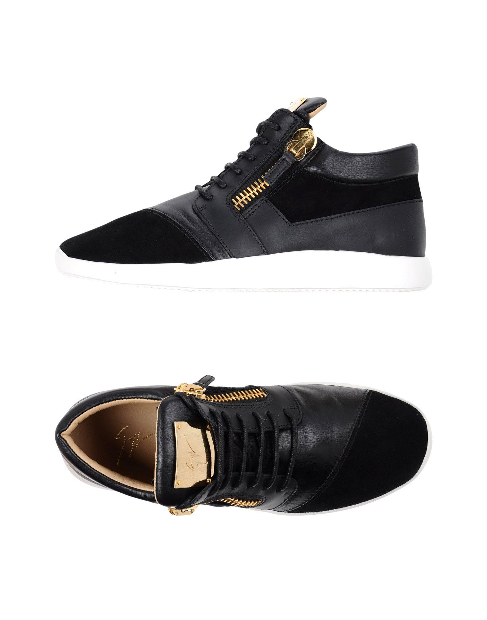 Giuseppe Zanotti Sneakers Herren  11365230OR Gute Qualität beliebte Schuhe