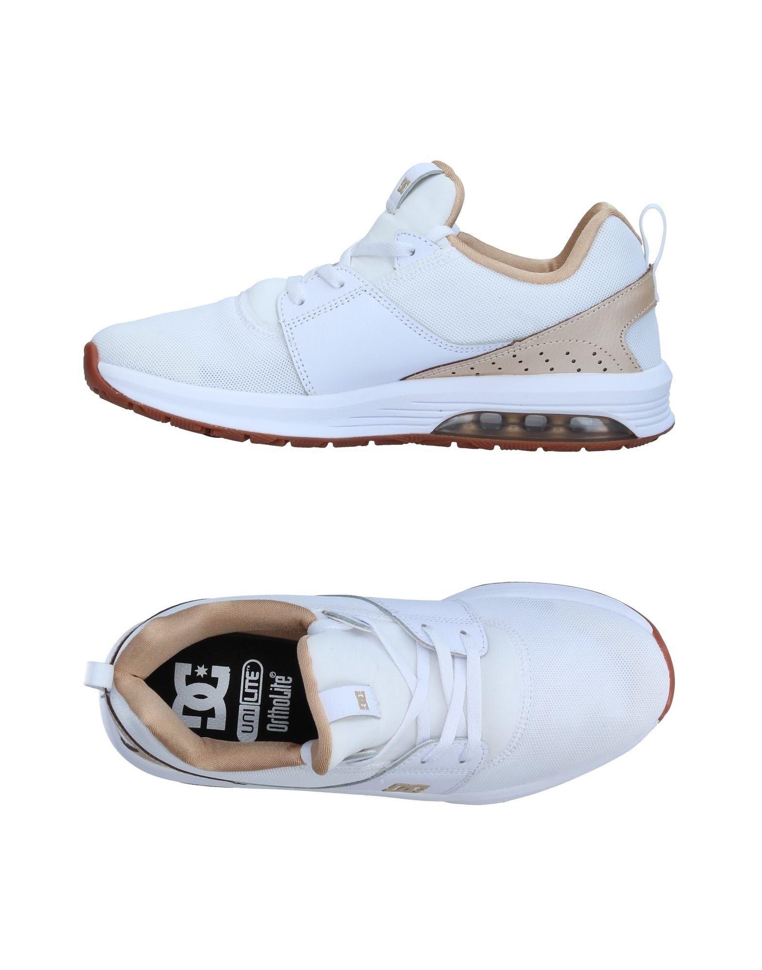Sneakers Dc Shoecousa Femme - Sneakers Dc Shoecousa sur