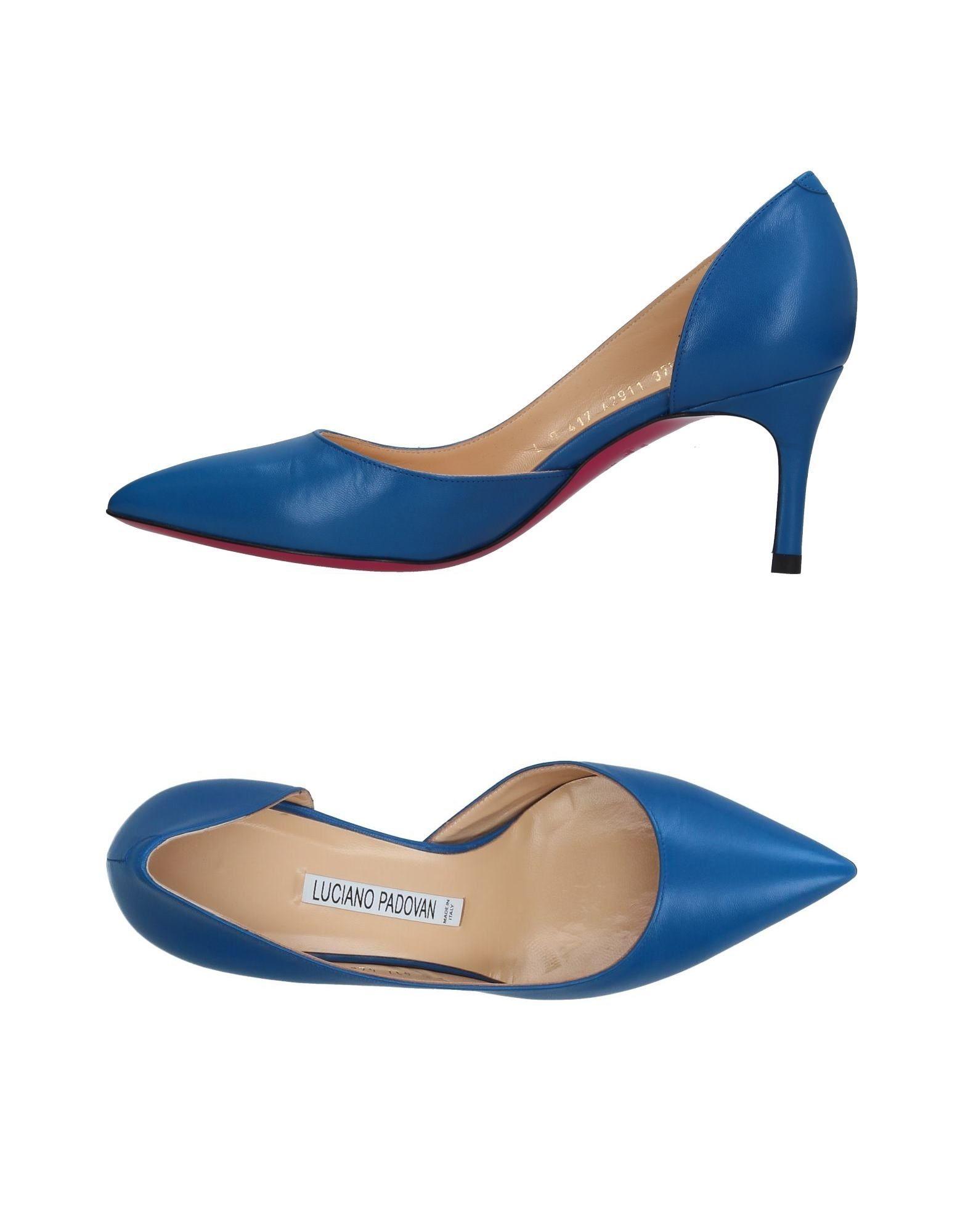 Stilvolle billige Schuhe Luciano Padovan Pumps Damen  11365323LJ