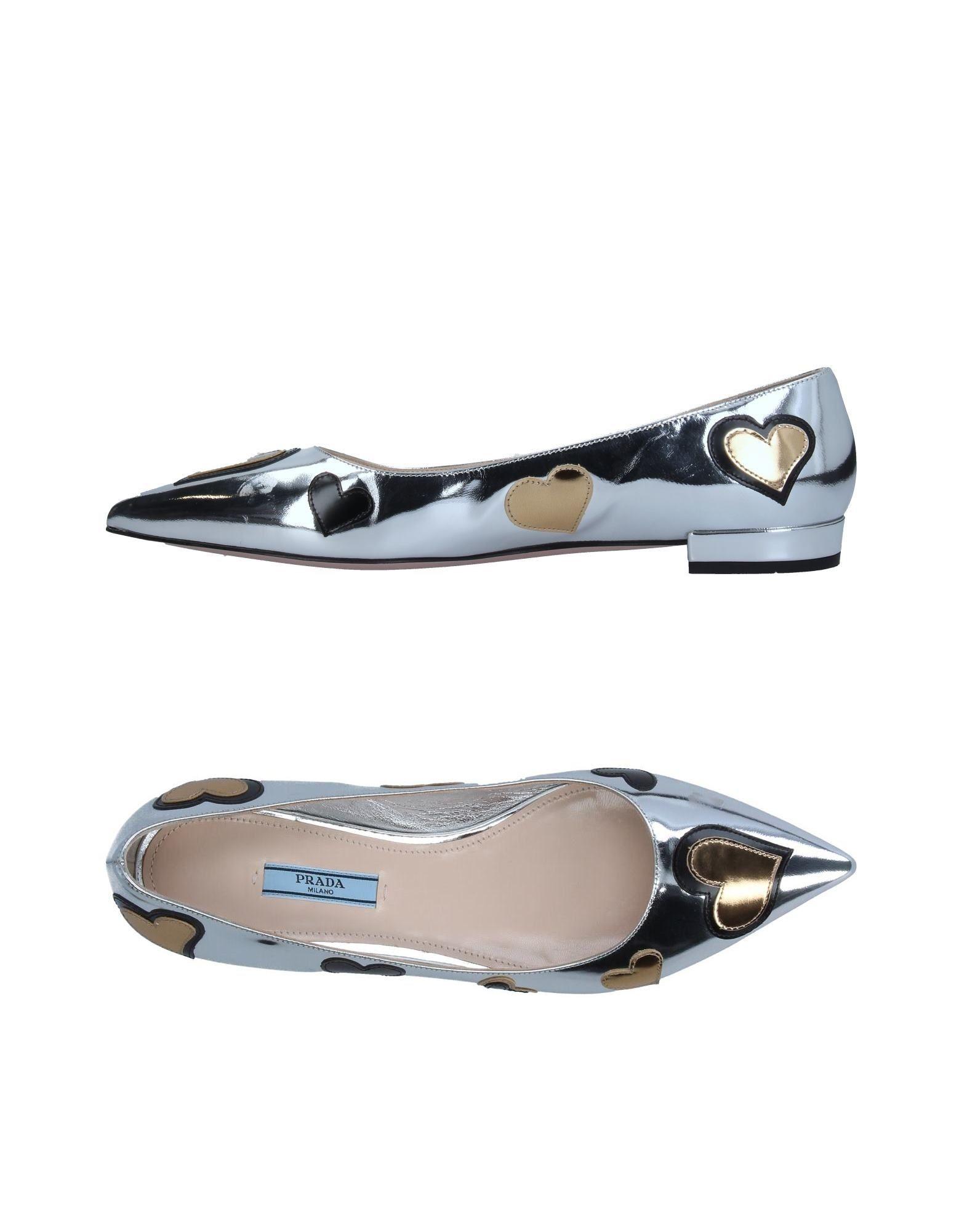 Prada Ballerinas Damen  Heiße 11365340PG Heiße  Schuhe 81a3d5