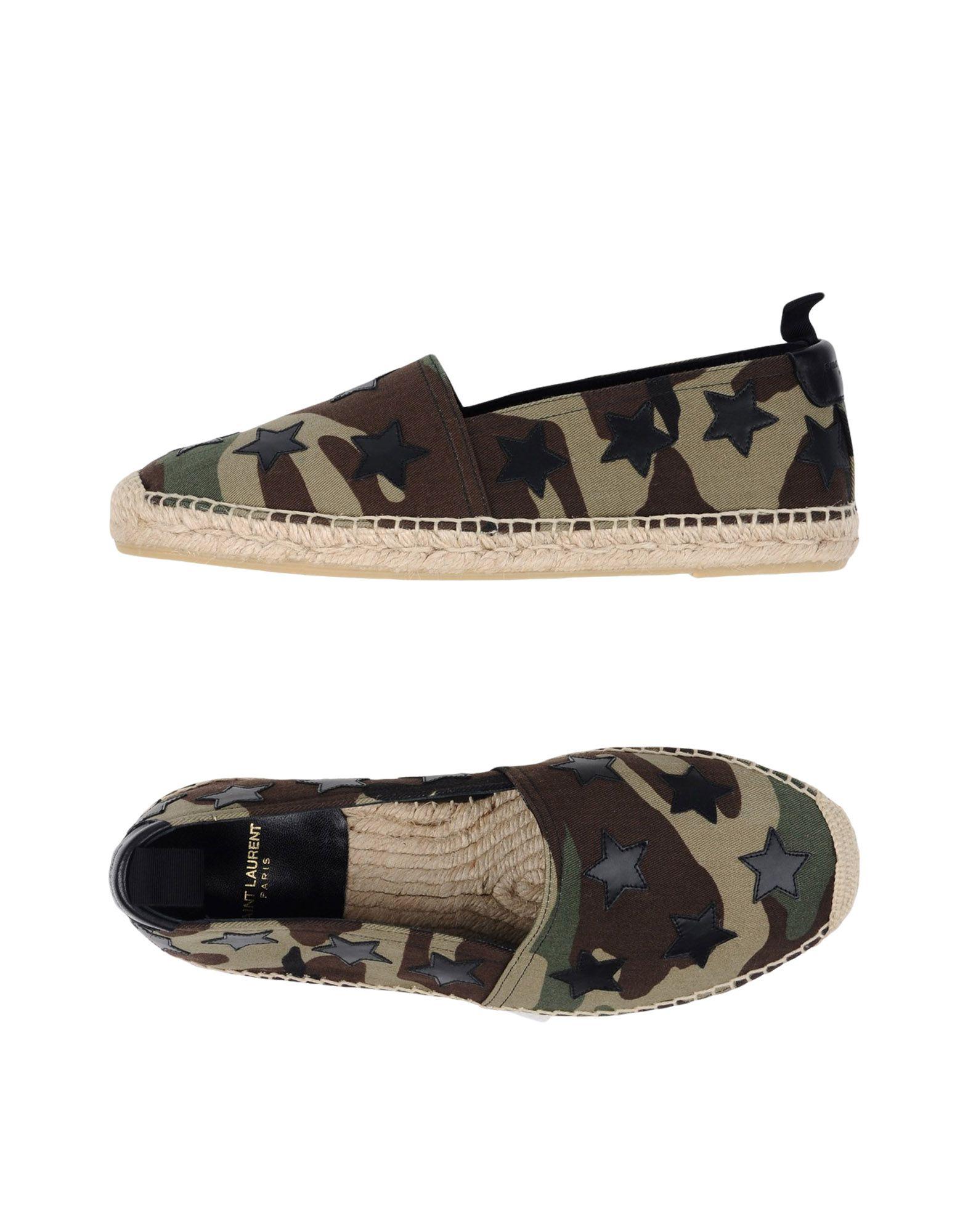 Saint Laurent Espadrilles Herren  11365397CQ Gute Qualität beliebte Schuhe