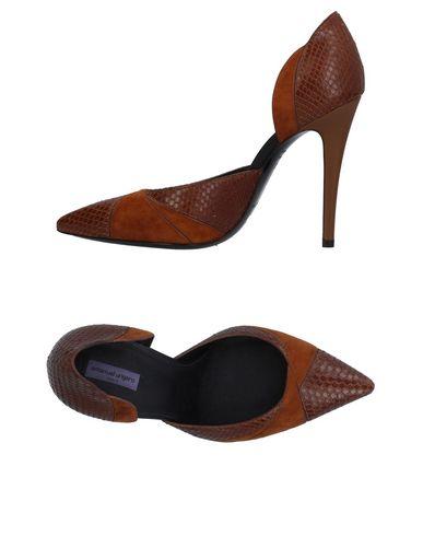 Los últimos zapatos zapatos zapatos de hombre y mujer Zapato De Salón Rupert Sanderson Mujer - Salones Rupert Sanderson- 11485512OV Marrón 15b0d2
