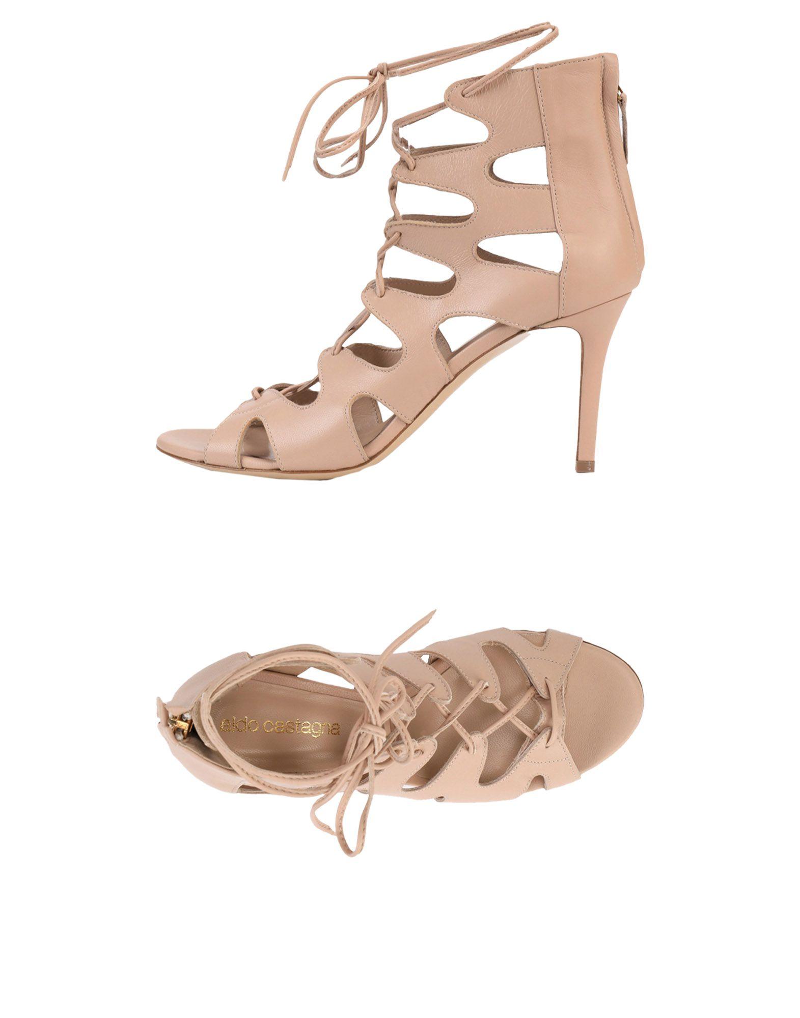 Stilvolle billige Damen Schuhe Aldo Castagna Sandalen Damen billige  11365562AK 720765