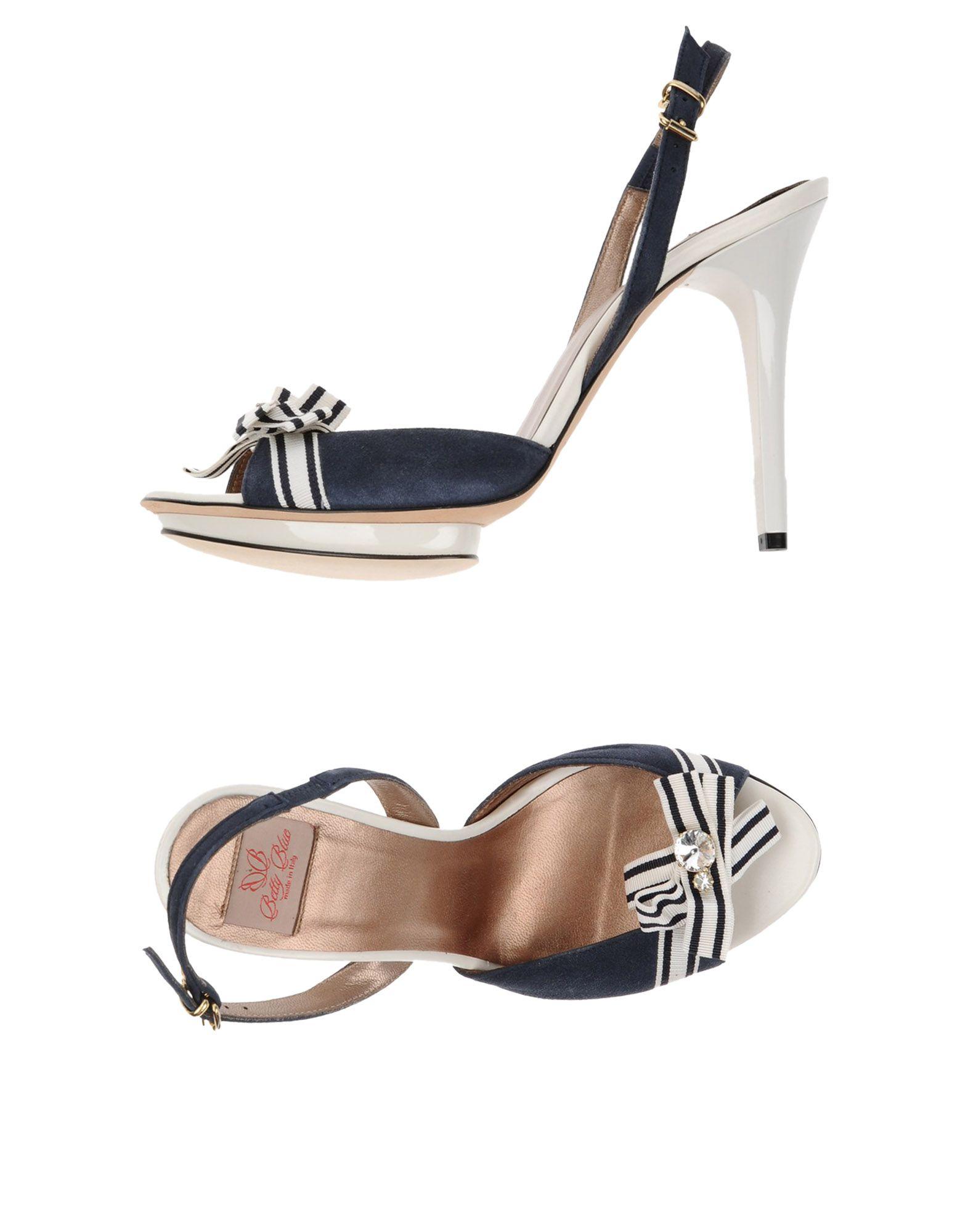 Sandales Betty Blue Femme - Sandales Betty Blue sur