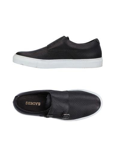 Zapatos con descuento Zapatillas Seboy's Hombre - Zapatillas Seboy's - 11365716QM Negro