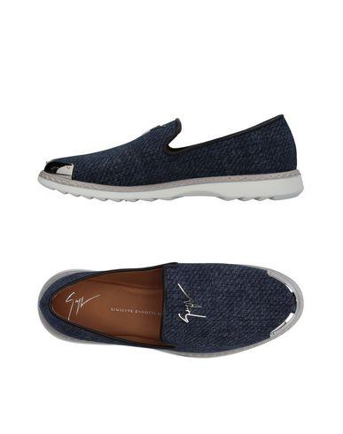 Zapatos con descuento descuento descuento Mocasín Giuseppe Zanotti Hombre - Mocasines Giuseppe Zanotti - 11365728MW Azul marino 378c53