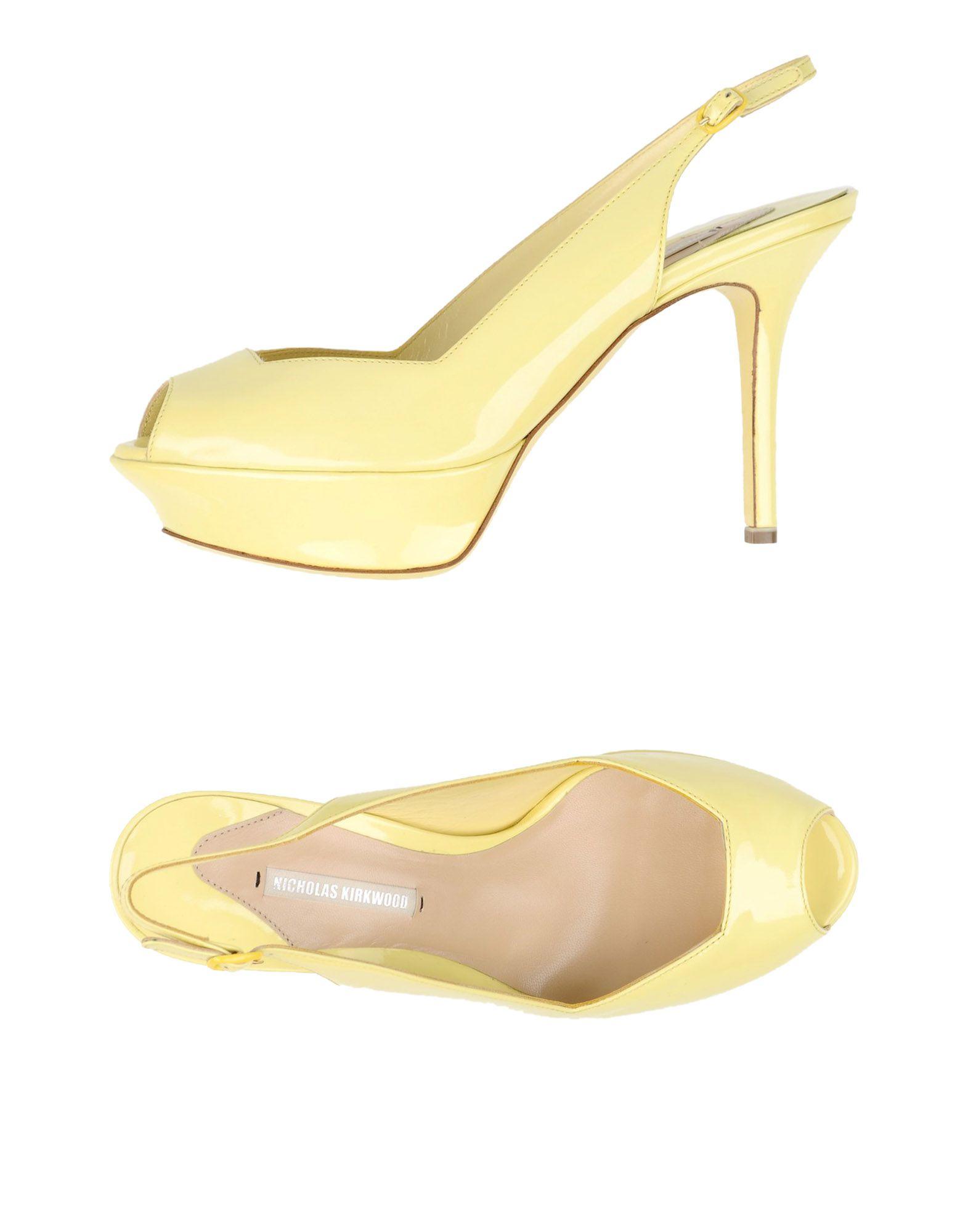 Nicholas Kirkwood Sandalen Damen  11365738PCGut aussehende strapazierfähige Schuhe