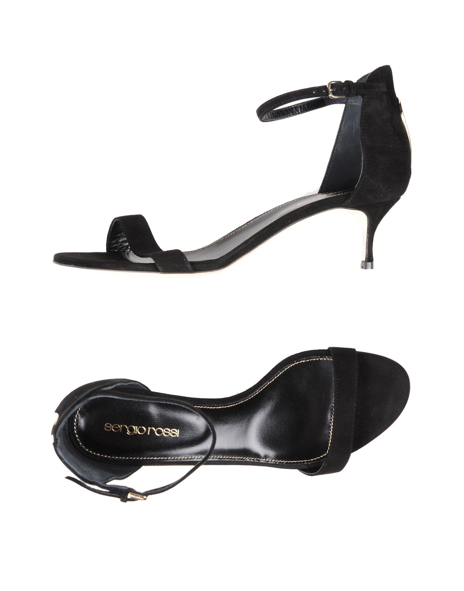 Sergio Rossi gut Sandalen Damen  11365772CNGünstige gut Rossi aussehende Schuhe a3f60f
