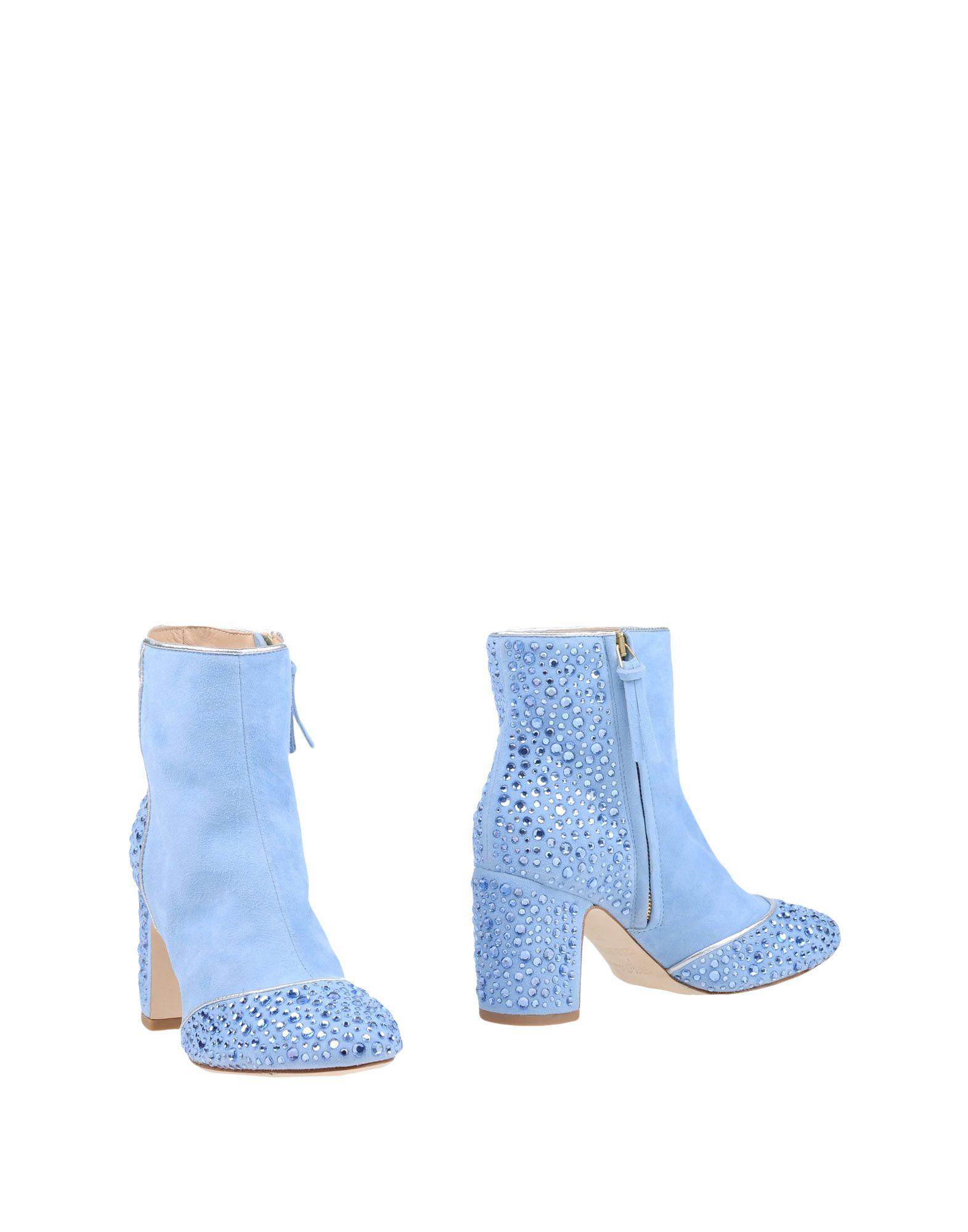 Polly Plume Stiefelette Damen  11365840SVGut aussehende strapazierfähige Schuhe
