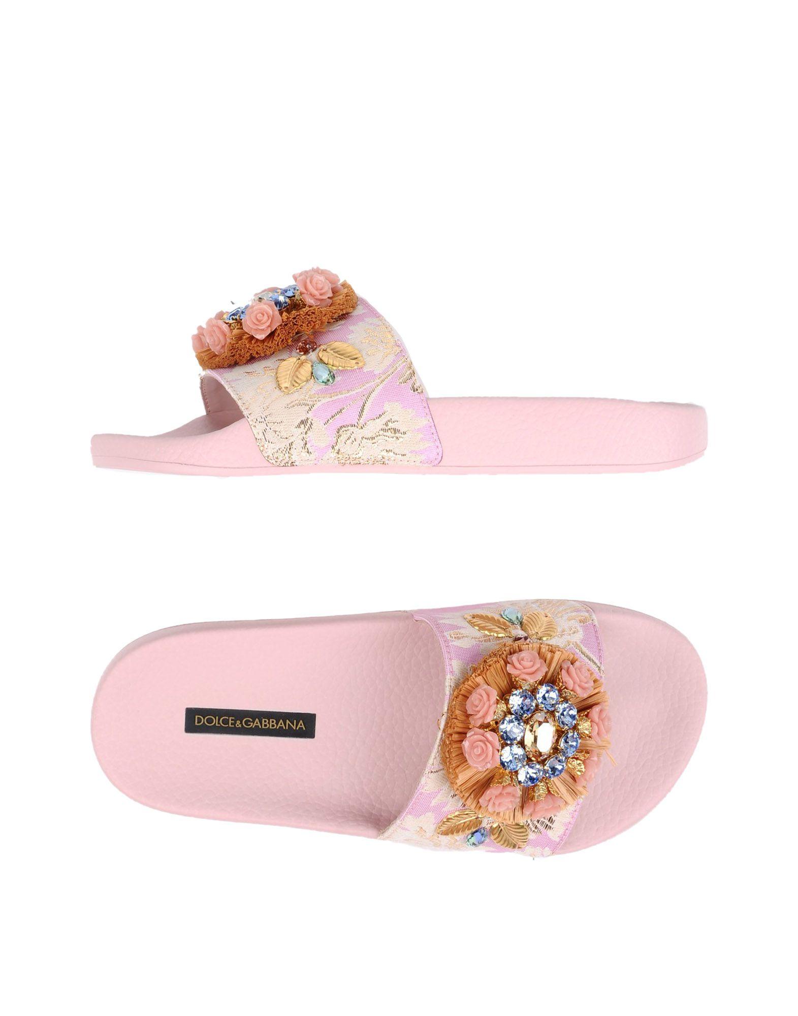 Ciabatte Dolce & Gabbana Donna - 11365860VO