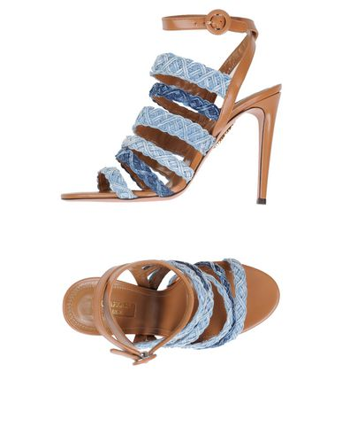 Aquazzura Aquazzura Aquazzura Sandales Bleu Bleu Sandales Sandales tvq8pw