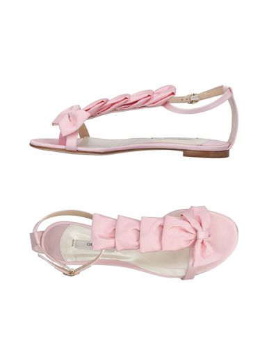 OLGANA PARIS Flip Flops in Pink