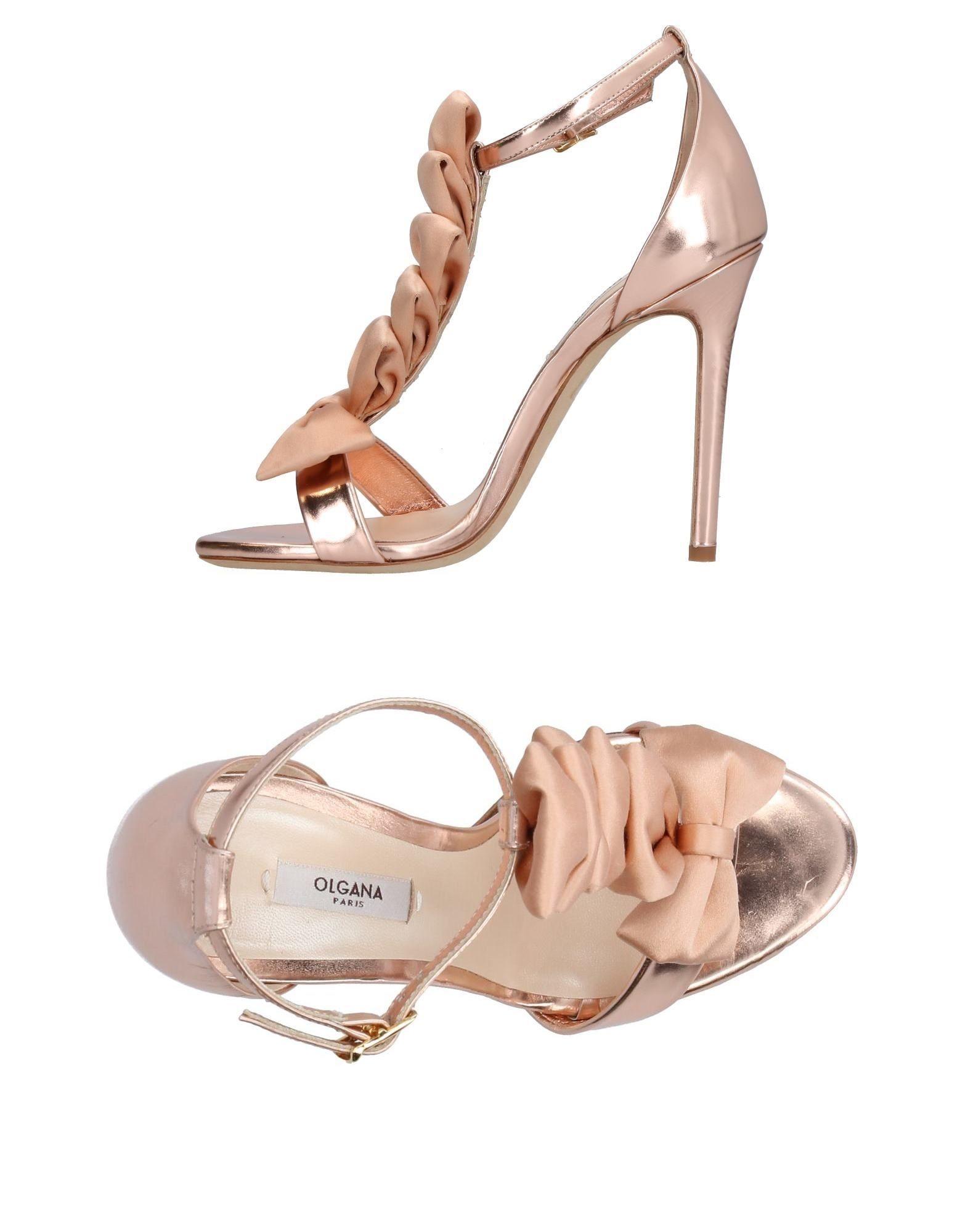 Olgana Paris 11365983IQGut Sandalen Damen  11365983IQGut Paris aussehende strapazierfähige Schuhe 5ebce4
