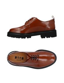 Chaussures - Chaussures À Lacets Msgm kYKrAevd