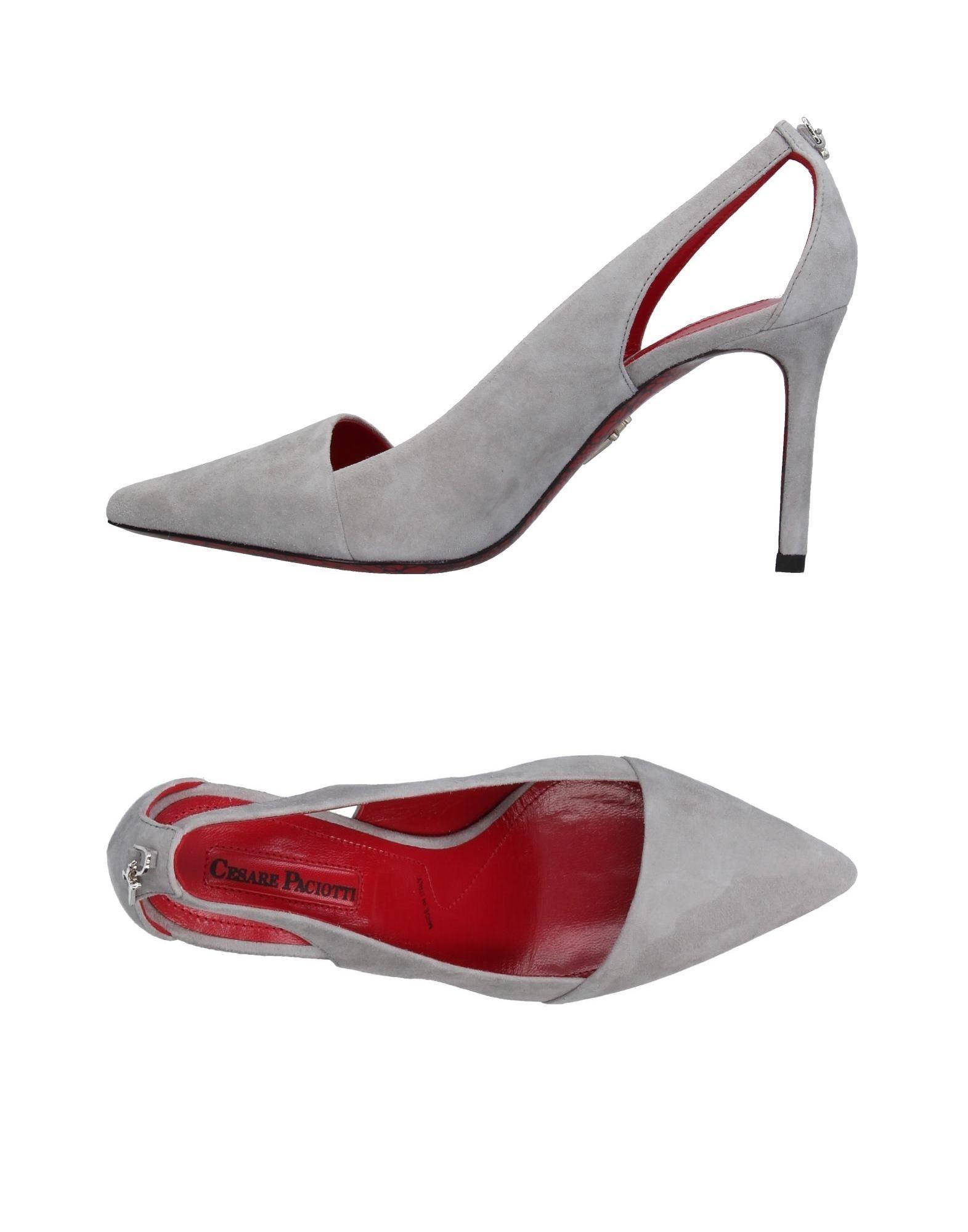 Stilvolle billige Schuhe Cesare Paciotti Pumps Damen  11366158WA