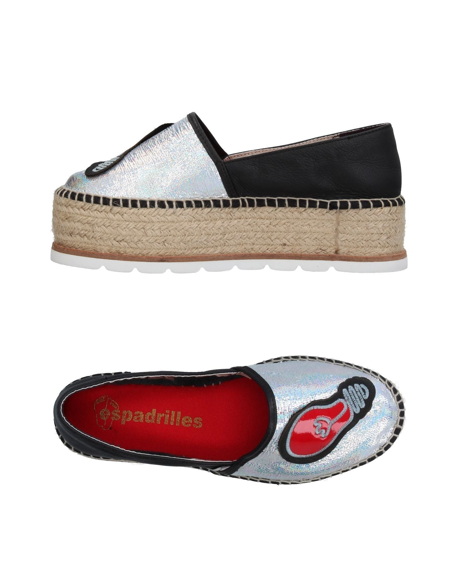 Günstige und modische Schuhe Espadrilles Espadrilles Damen  11366167JN