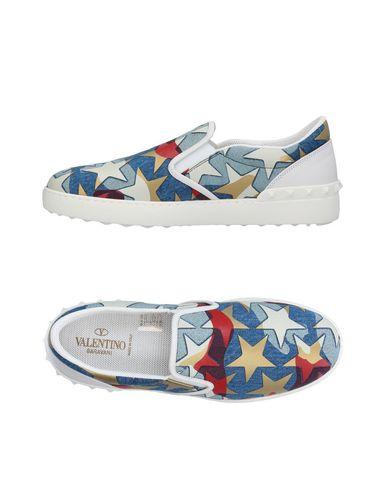 Zapatos con descuento Zapatillas Valtino Garavani Hombre - Zapatillas Valtino Garavani - 11366218NS Azul marino