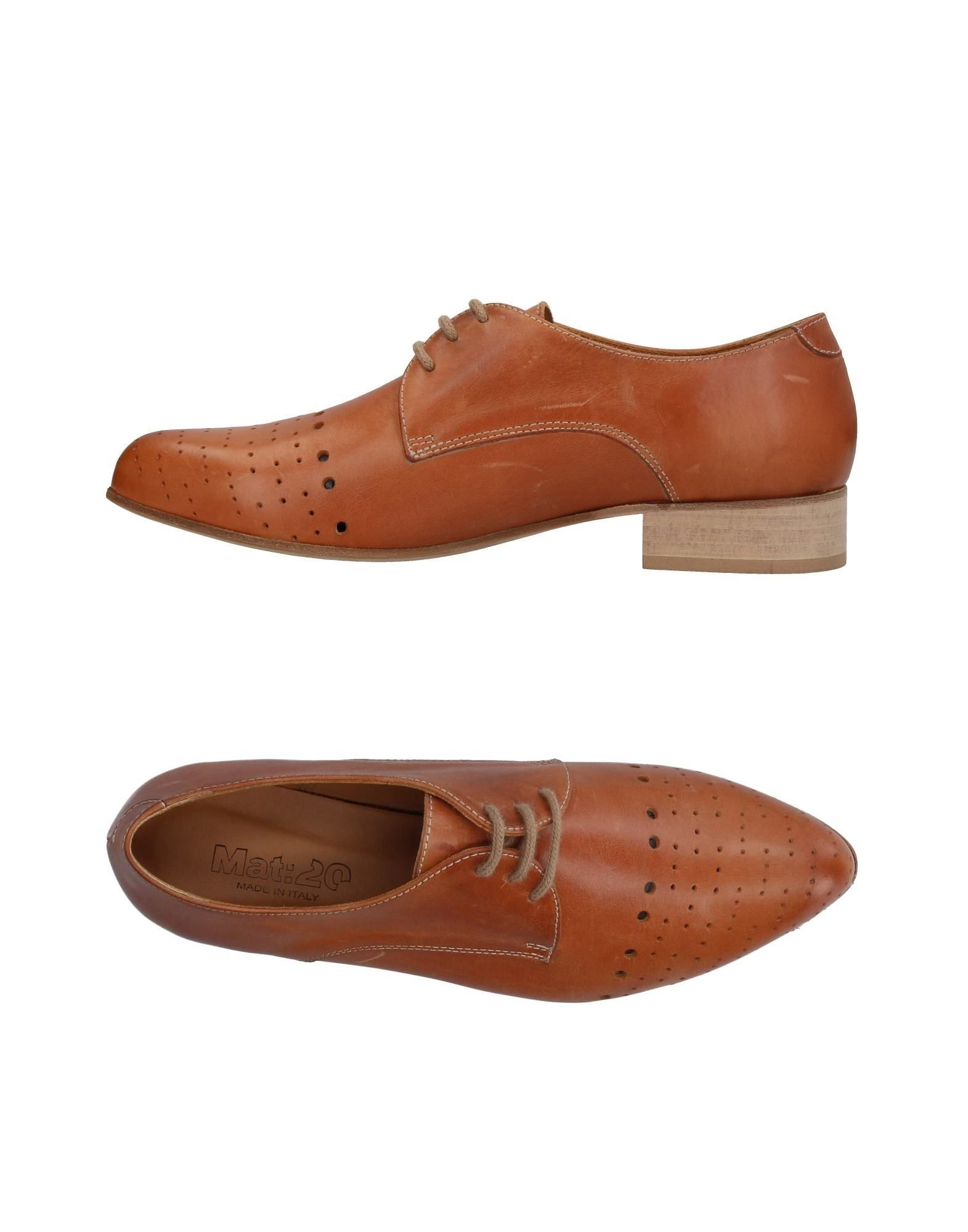 Gut tragenMat:20 um billige Schuhe zu tragenMat:20 Gut Schnürschuhe Damen  11366224PB 50fefc