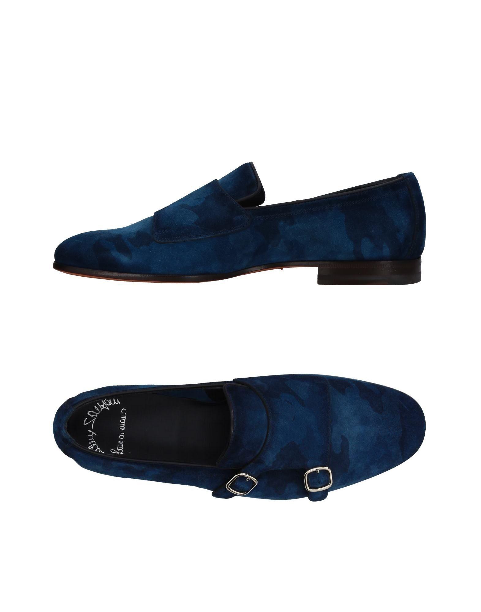 Moda Mocassino Santoni Uomo - 11366308ID