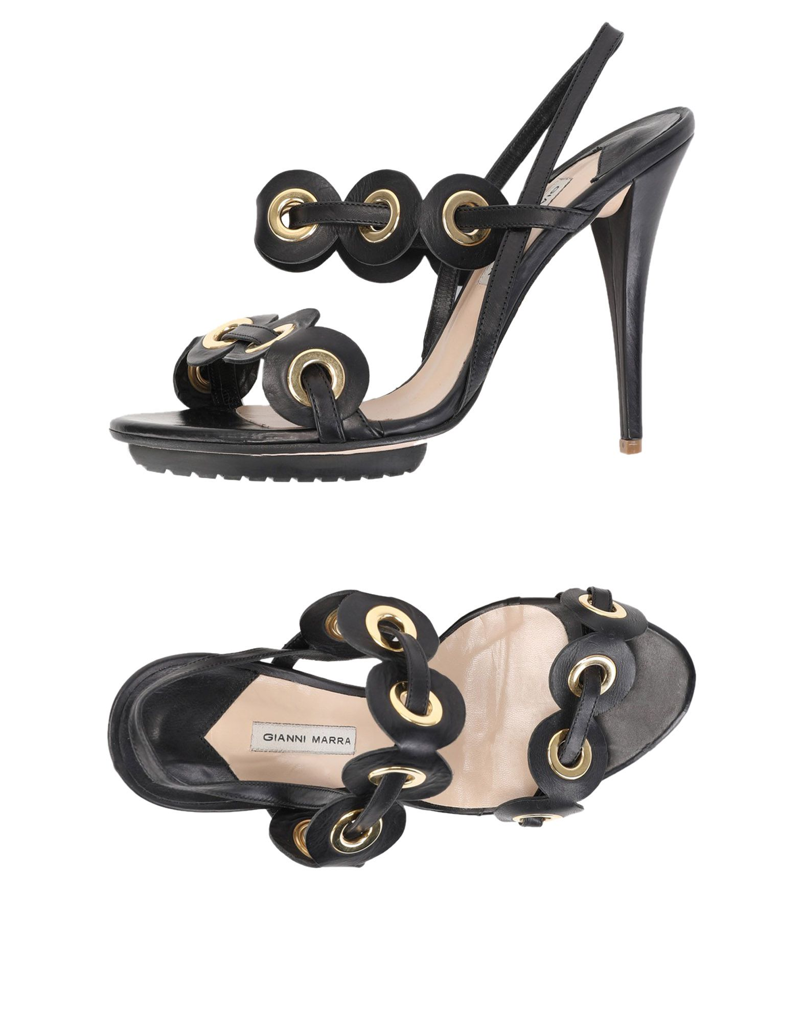Gut tragenGianni um billige Schuhe zu tragenGianni Gut Marra Sandalen Damen  11366350FO 7d3511
