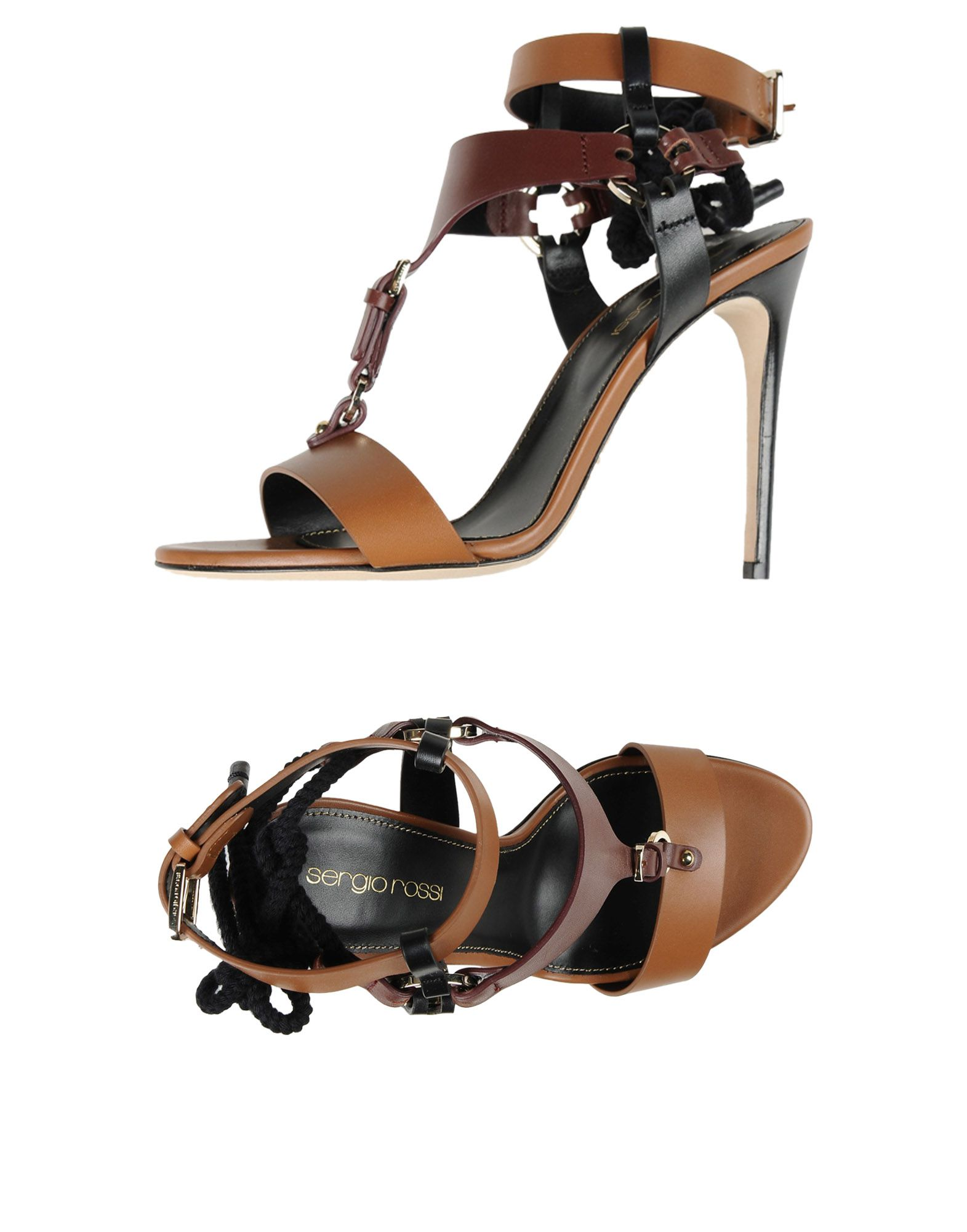 Sergio Rossi Sandals - Sergio Women Sergio - Rossi Sandals online on  Canada - 11366372SR 48617e