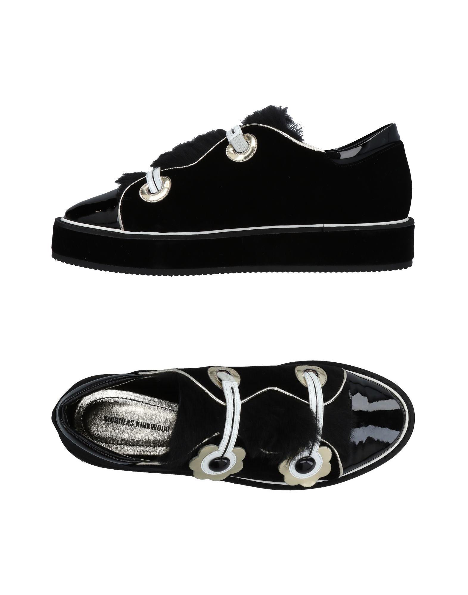 Nicholas Kirkwood Sneakers Damen  11366549TEGünstige gut aussehende Schuhe