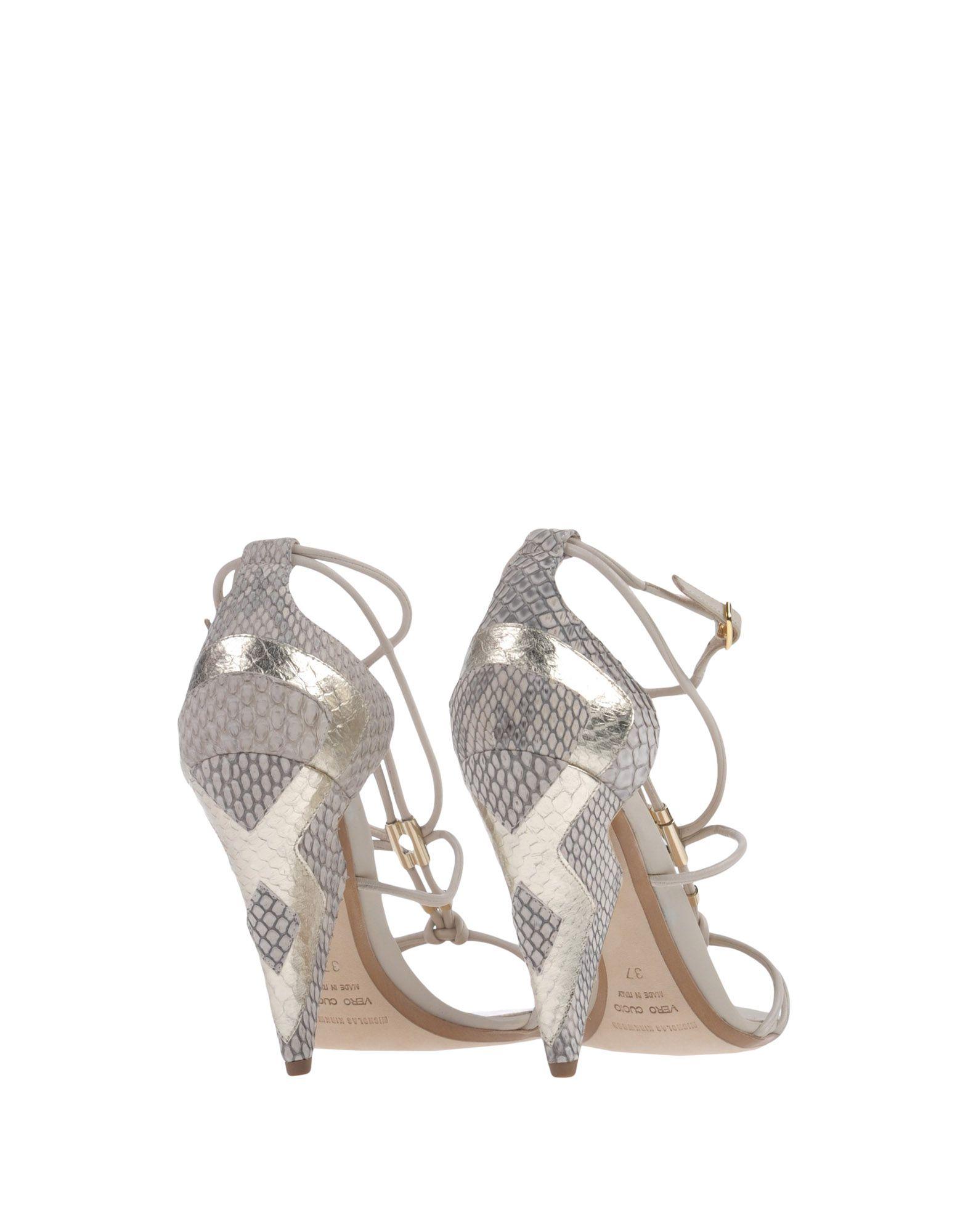Nicholas Kirkwood Kirkwood Kirkwood Sandalen Damen  11366555MR Beliebte Schuhe f026e9