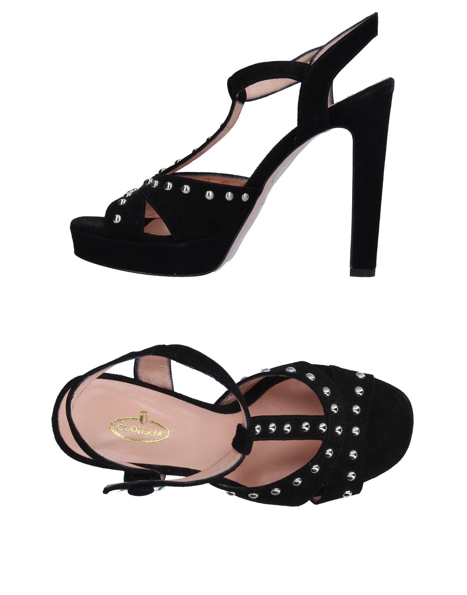 Sandales Cuoieria Femme - Sandales Cuoieria sur