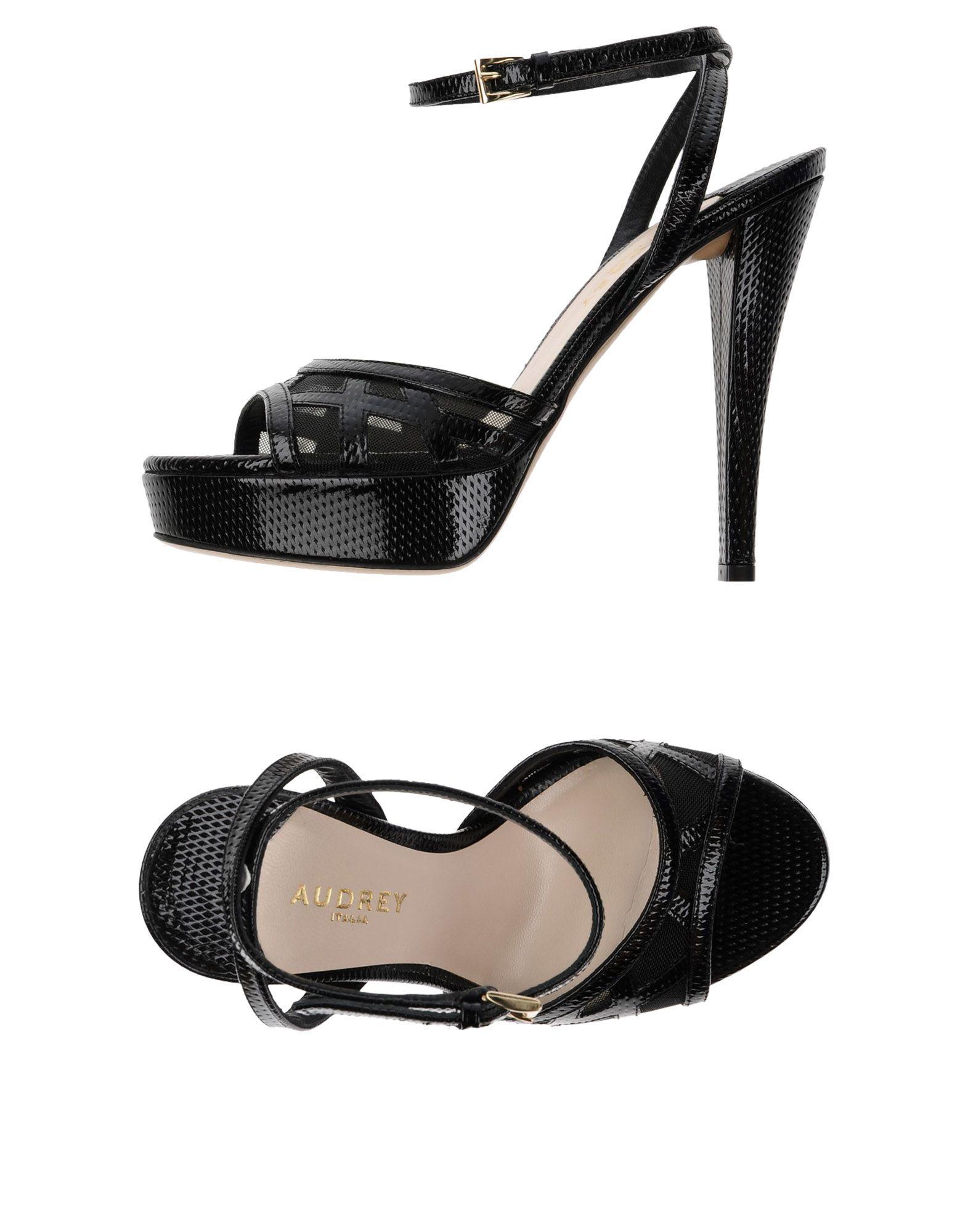 Sandales Audrey Femme - Sandales Audrey sur