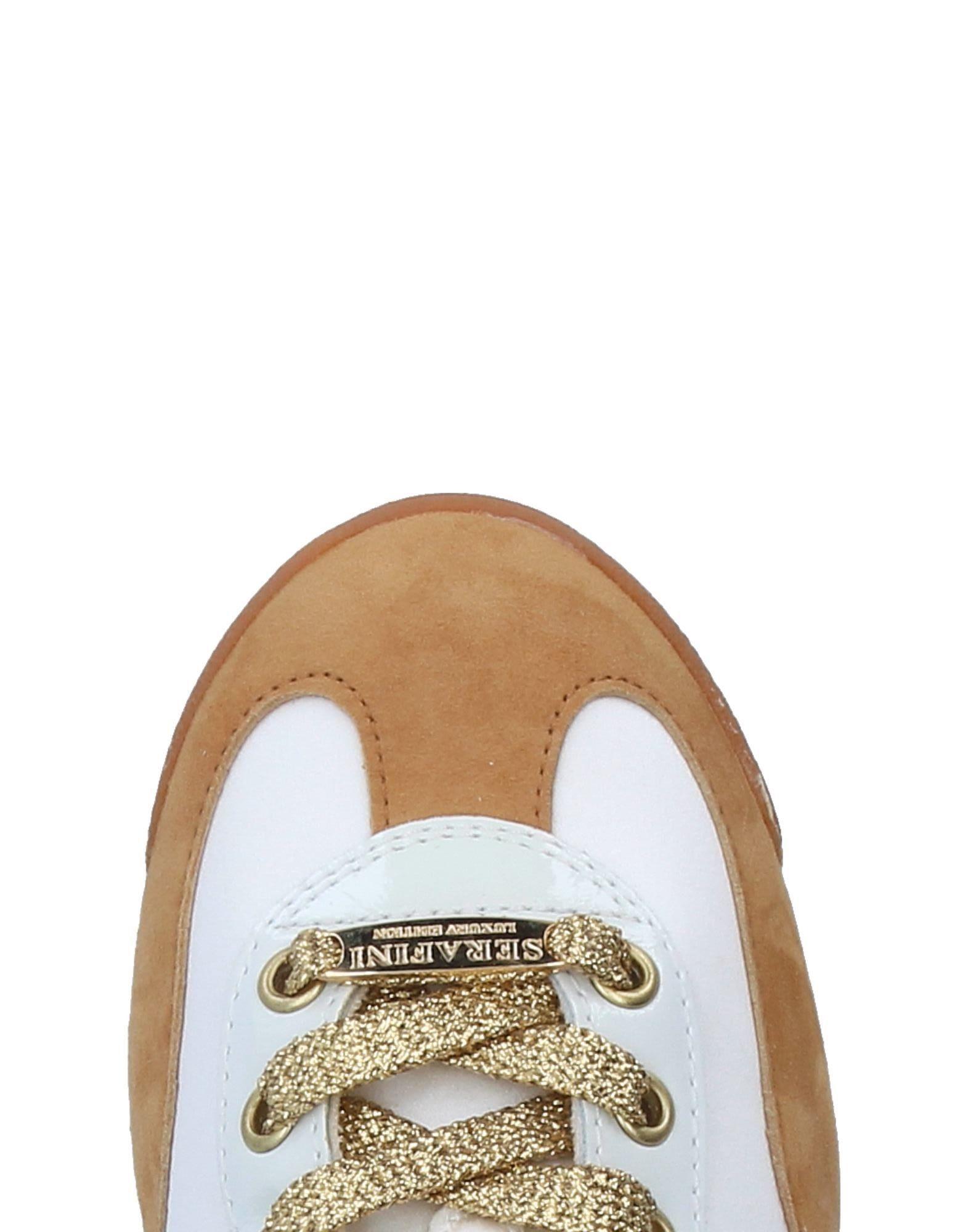 Sneakers Serafini Luxury Femme - Sneakers Serafini Luxury sur
