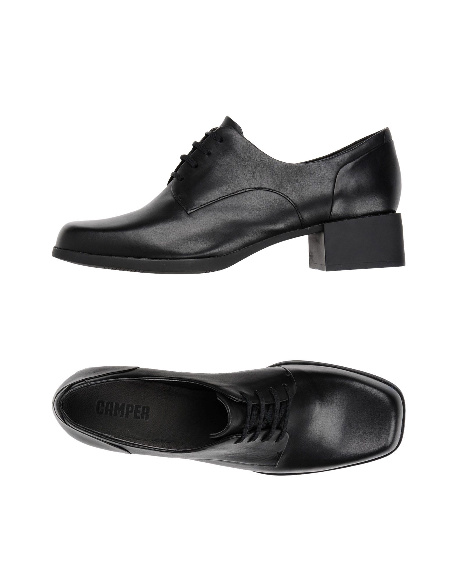 Stilvolle billige Schuhe Camper Schnürschuhe Damen  11366675NT