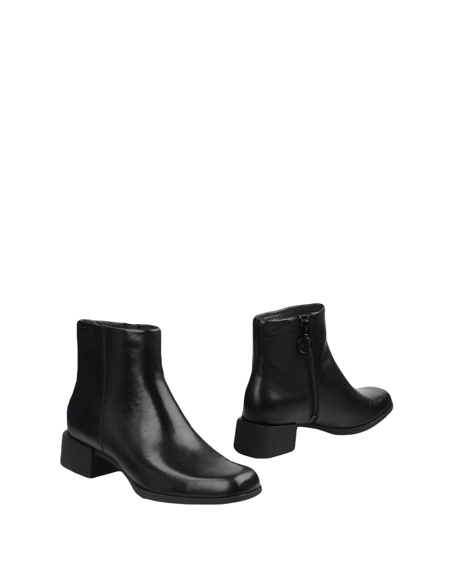 Loewe Black Camper Edition Boots ZDeIXj