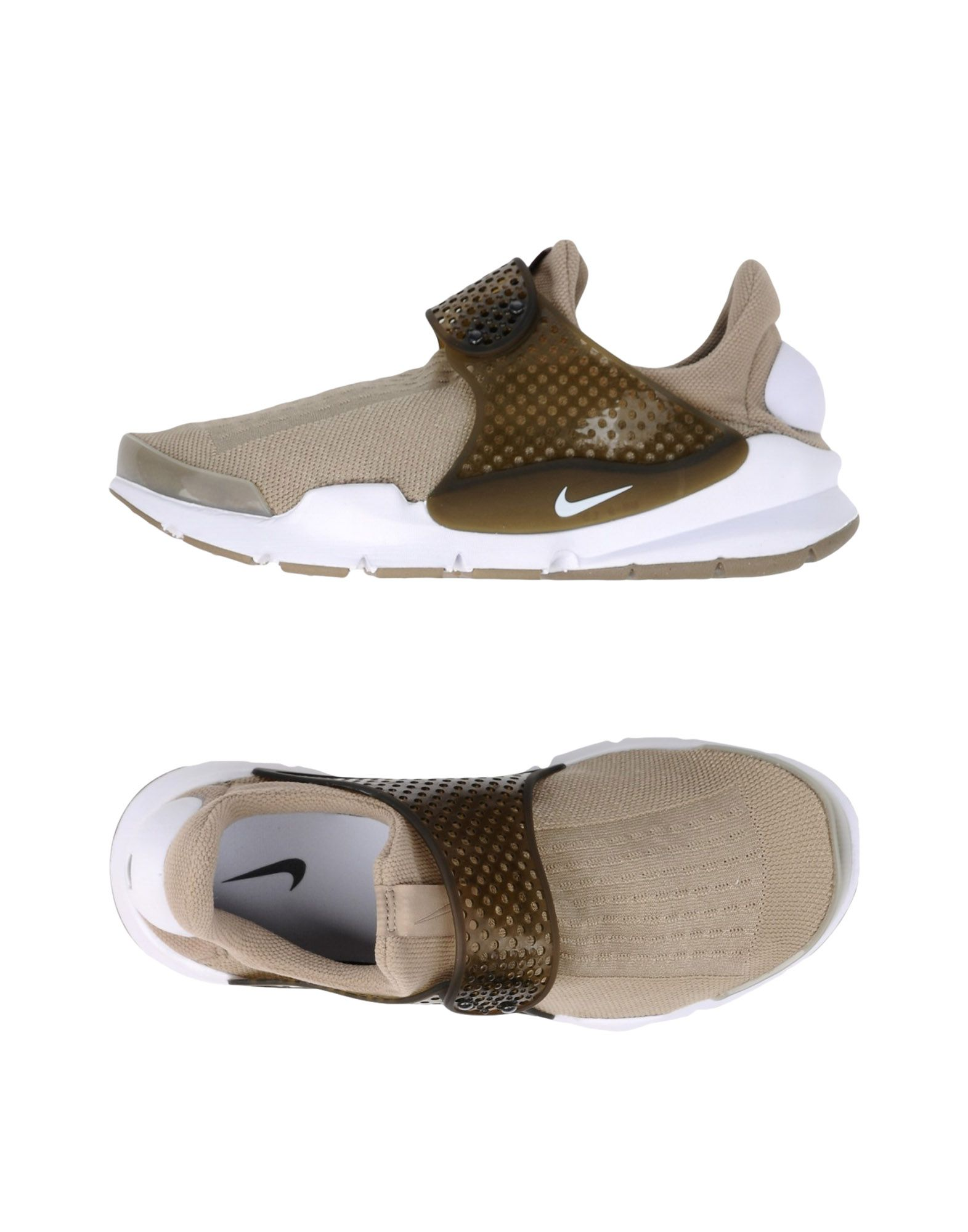 Sneakers Nike Homme - Sneakers Nike  Beige Chaussures femme pas cher homme et femme