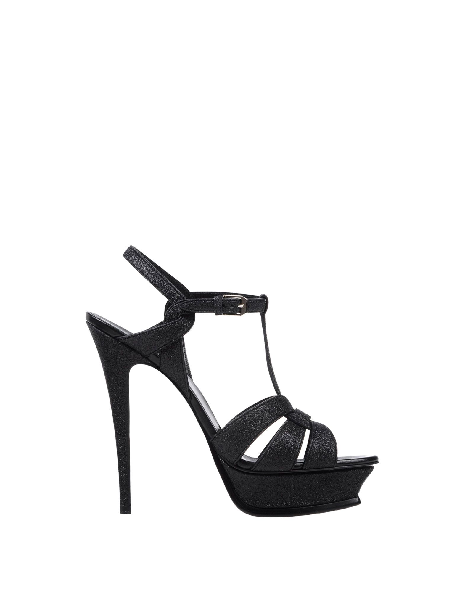 Sandales Saint Laurent Femme - Sandales Saint Laurent sur