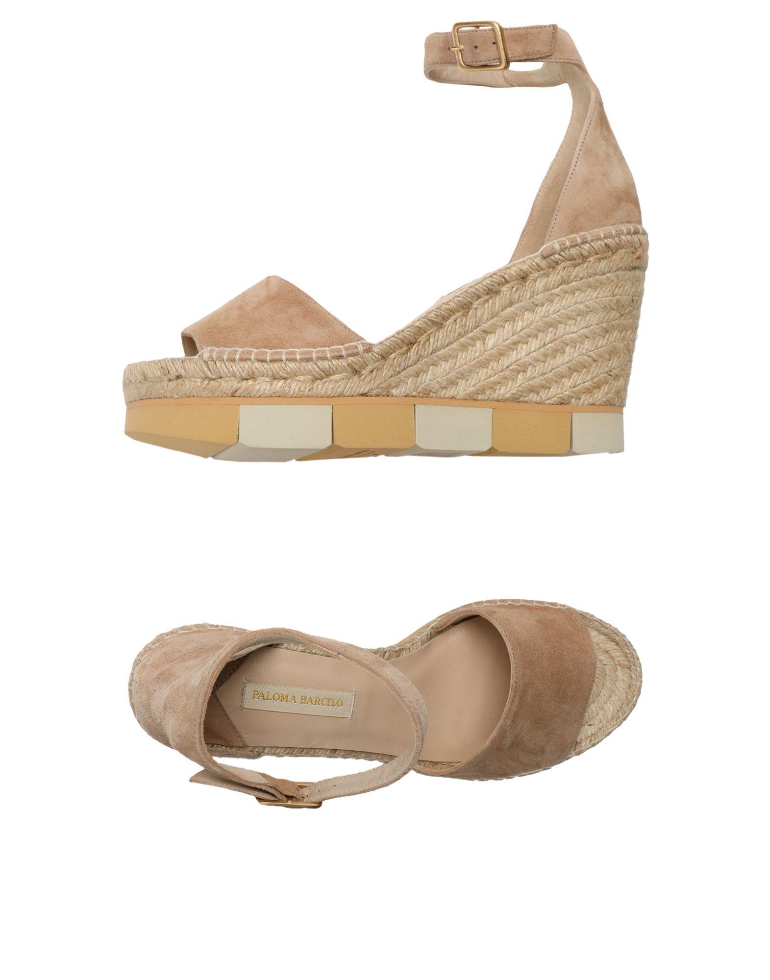Paloma Barceló Espadrilles Damen  11366951WM Gute Qualität beliebte Schuhe