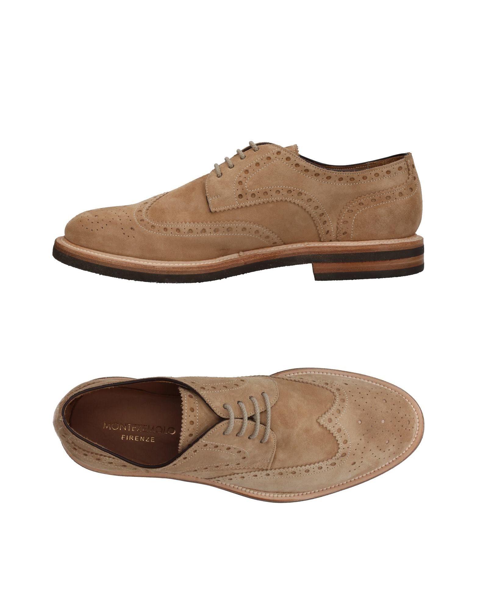 Chaussures À Lacets Montezemolo Homme - Chaussures À Lacets Montezemolo sur