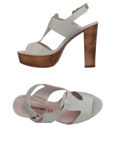 FOOTWEAR - Sandals Lorenzo Mari QLrDS