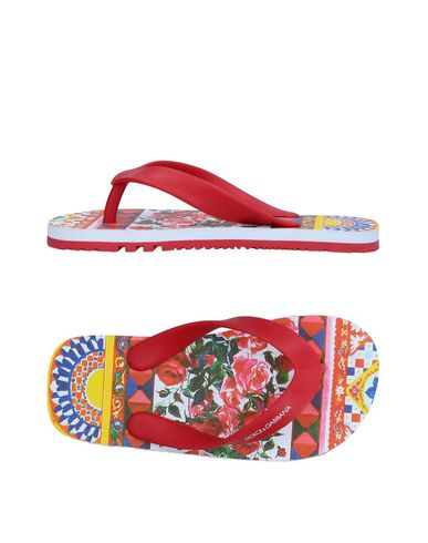 DOLCE & GABBANA - Beach footwear