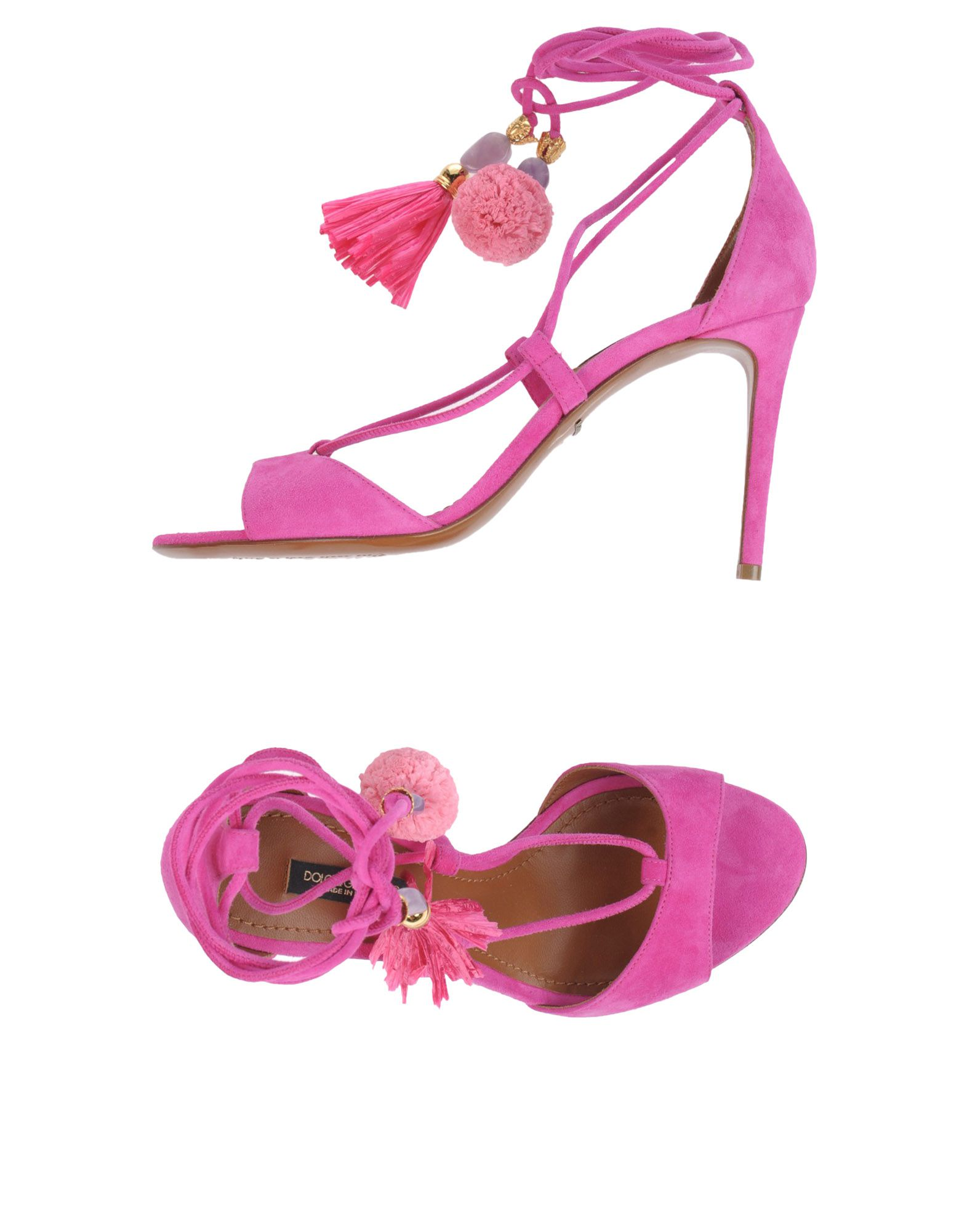 amp; Dolce su Acquista Gabbana online Sandali Donna 0qY50d