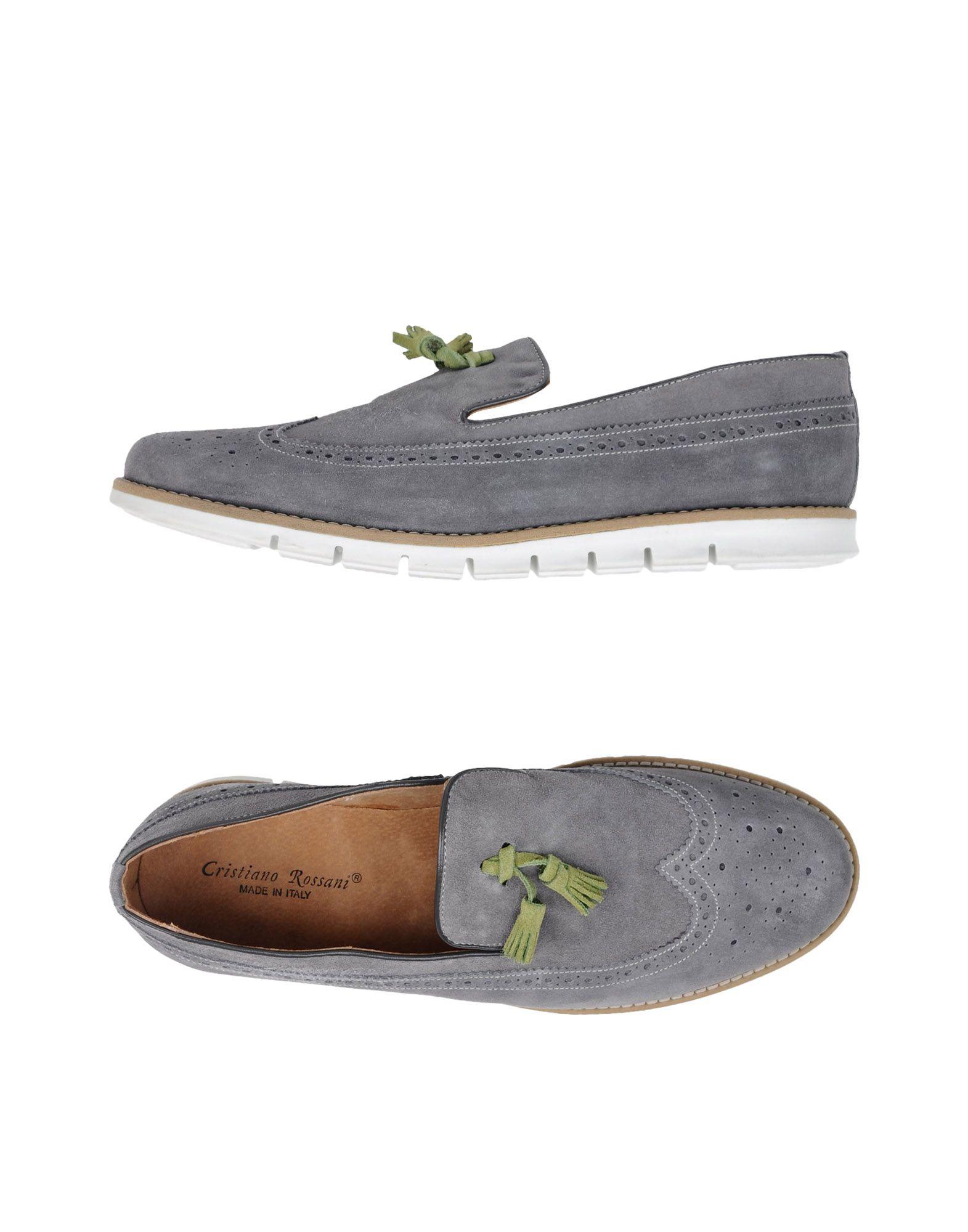 Cristiano Rossani® Gute Mokassins Herren  11367408TV Gute Rossani® Qualität beliebte Schuhe 1a992e