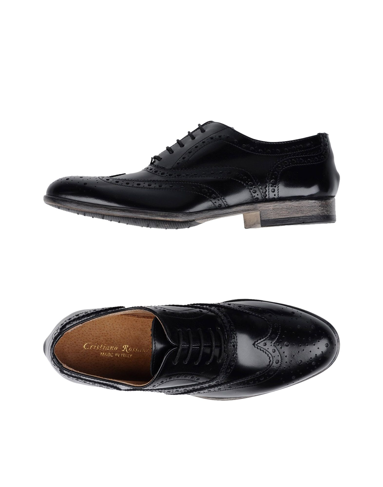 Chaussures À Lacets Cristiano Rossani® Homme - Chaussures À Lacets Cristiano Rossani® sur