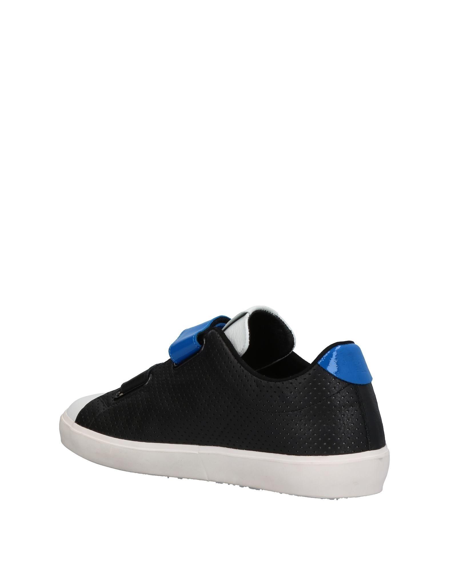 Rabatt echte Schuhe Leather Crown Sneakers Herren Herren Herren  11367945UQ c01cc2